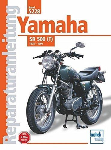 Reparaturanleitungen Yamaha SR 500 (T)