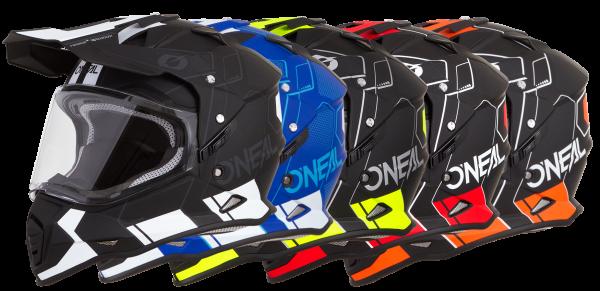 O'Neal - Sierra II Comb Adventure Helm