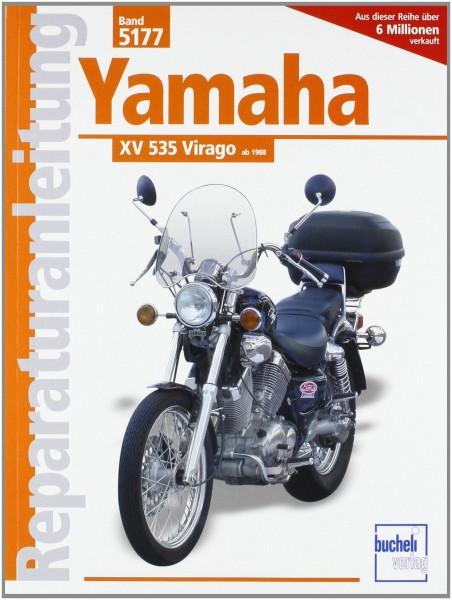 Reparaturanleitung Yamaha XV 535 Virago