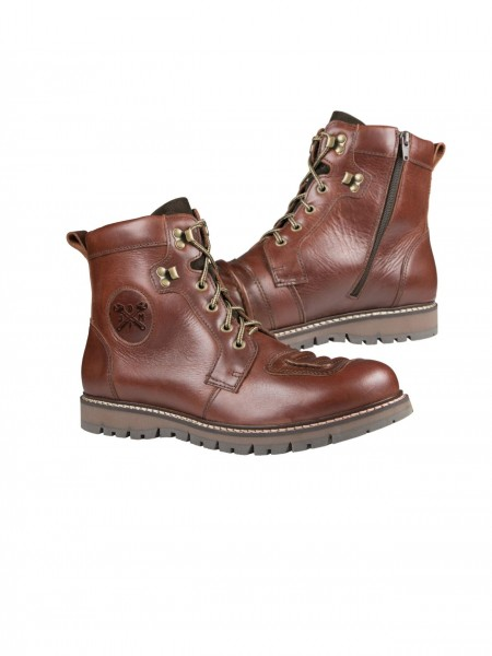 John Doe - Daytona Brown Motorradboots