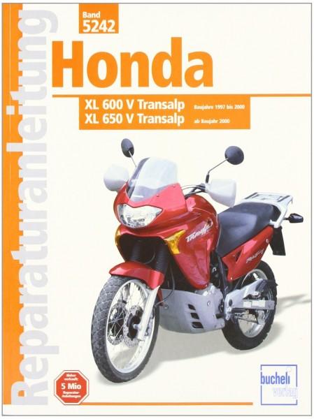 Reparaturanleitung Honda XL 600 V TransalpBj 1997-2000 / XL 650 V Transalp ab Bj 2000