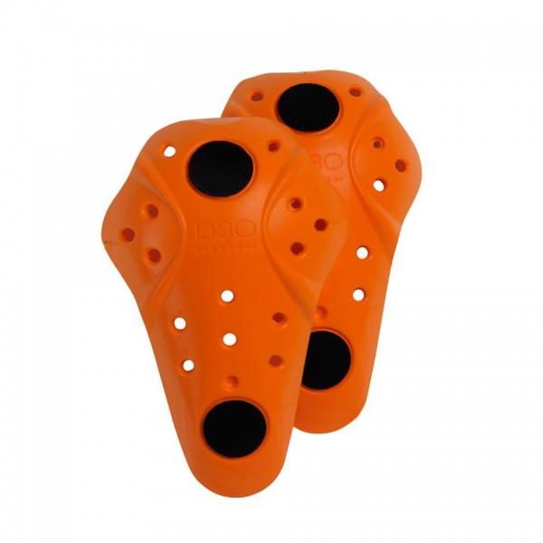 Rokker - D3O Knieprotektoren mit Klett