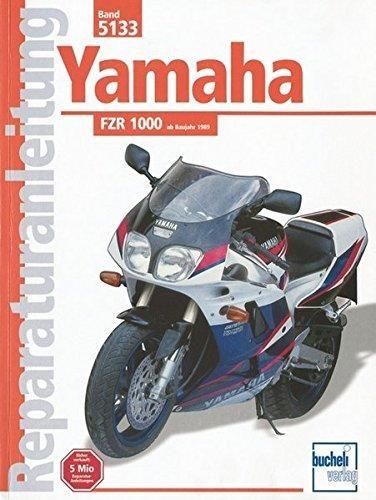 Reparaturanleitung Yamaha FZR 1000 ab 1989