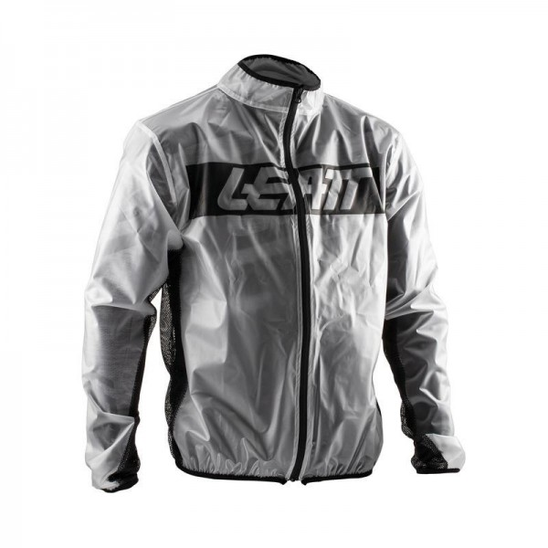 Leatt - Race Cover transparent Jacke