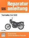 Reparaturanleitung Yamaha XJ 550 (ab 1980)