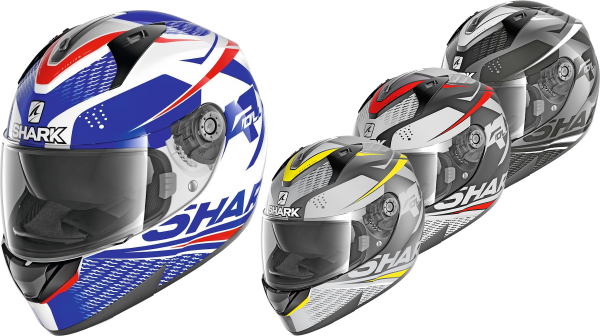 Shark - Ridill 1.2 Stratom Integralhelm