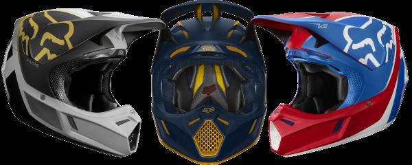 Fox - V3 Kila Helmet Crosshelm