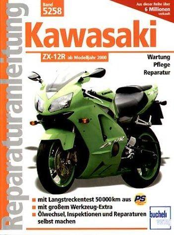 Reparaturanleitungen Kawasaki ZX-12 R