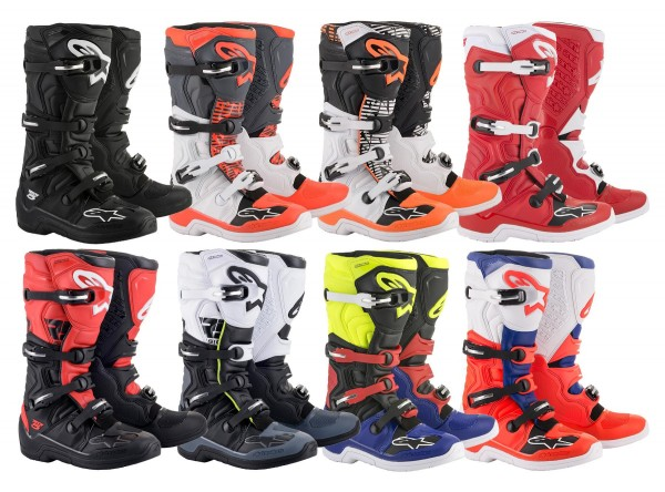Alpinestars - Tech 5 Boot Motocross / Offroad Stiefel
