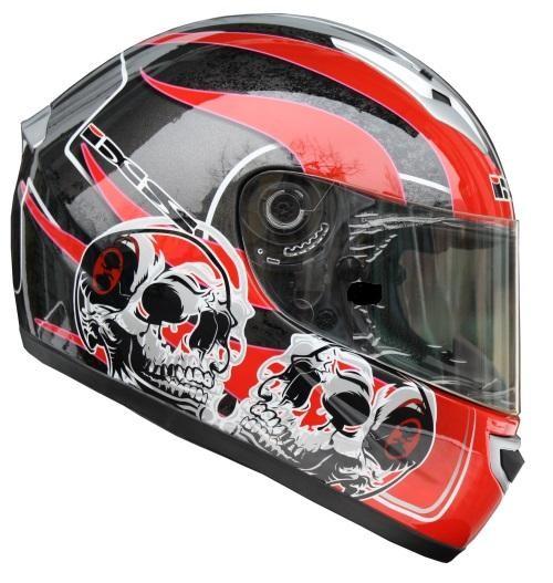 IXS X-Helm HX 713 Skulls