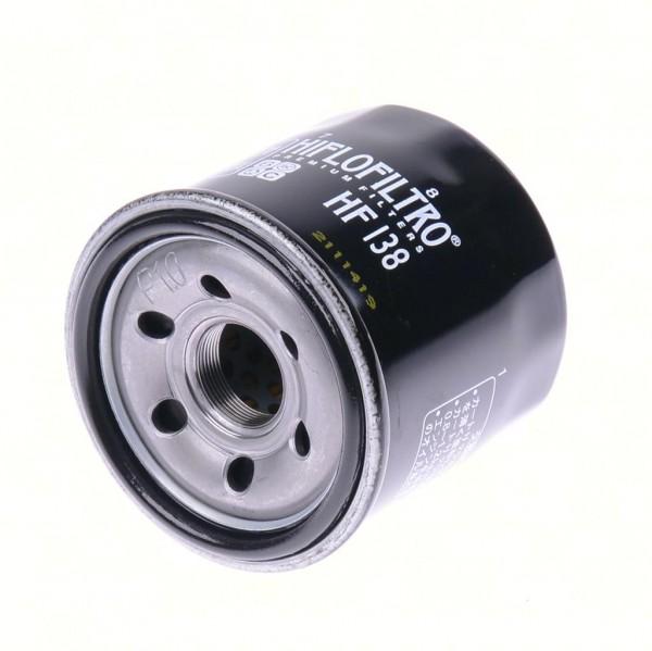 Ölfilter Hiflo HF138 Schwarz