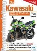 Reparaturanleitung Kawasaki ZRX 1200/1200 R/1200 S