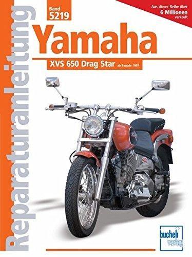 Reparaturanleitung Yamaha XVS 650 Drag Star (ab 1997)
