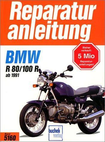 Reparaturanleitung BMW R 80 / 100 R