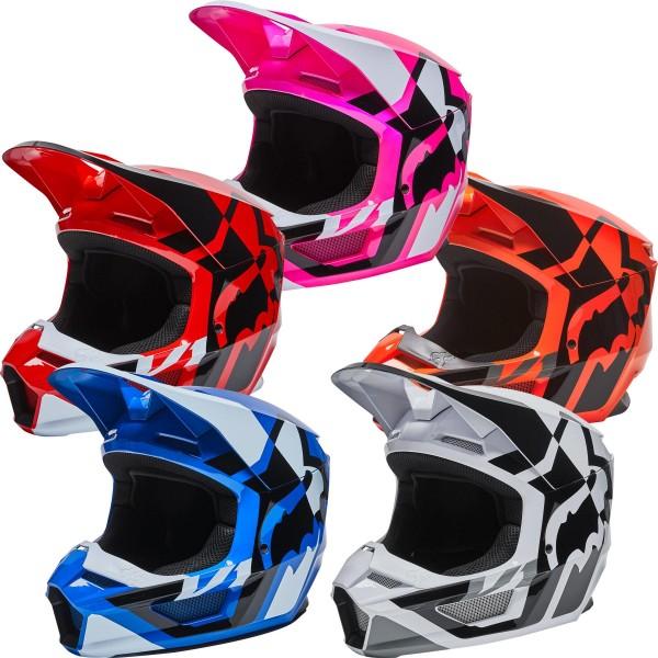 Fox - V1 Lux Helmet Crosshelm