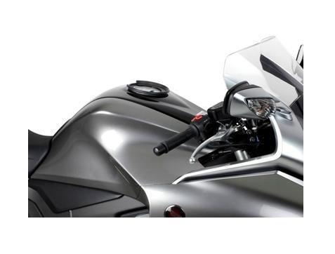Tankbefestigung für TANKLOCK nur für Tankdeckel mit 5 Schrauben Suzuki 1000 V-Strom 14-