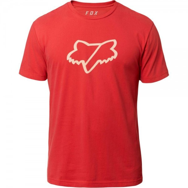 Fox - Slash SS Airline T-Shirt Rio Red