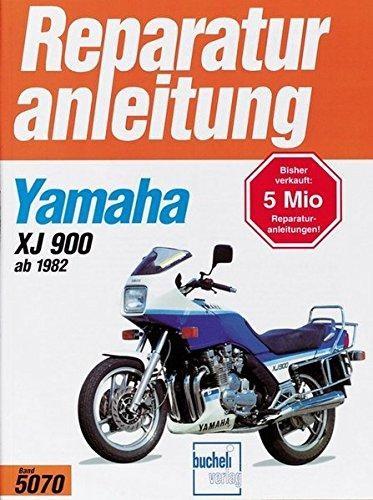 Reparaturanleitung Yamaha XJ 900 (ab 1982)