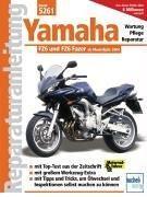 Reparaturanleitung Yamaha FZ6 / FZ6 Fazer ab Modelljahr 2004