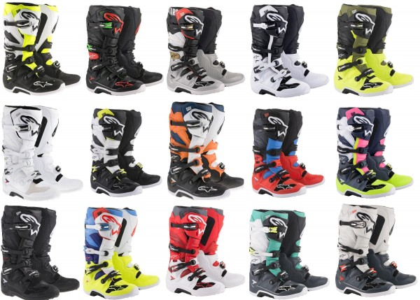 Alpinestars - Tech 7 Boot Cross / Offroad Stiefel