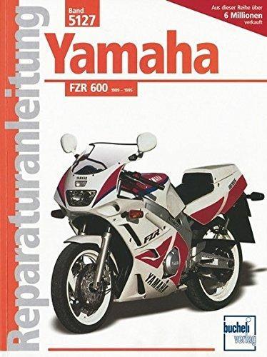 Reparaturanleitung Yamaha FZR 600 (ab 1989)