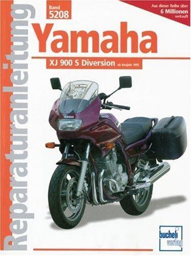 Reparaturanleitung Yamaha XJ 900 S Diversion