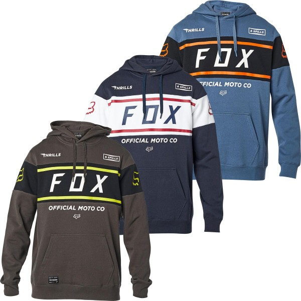 Fox - Official Fleecepullover