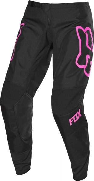 Fox - 180 Prix Womens Pant Crosshose Schwarz / Pink