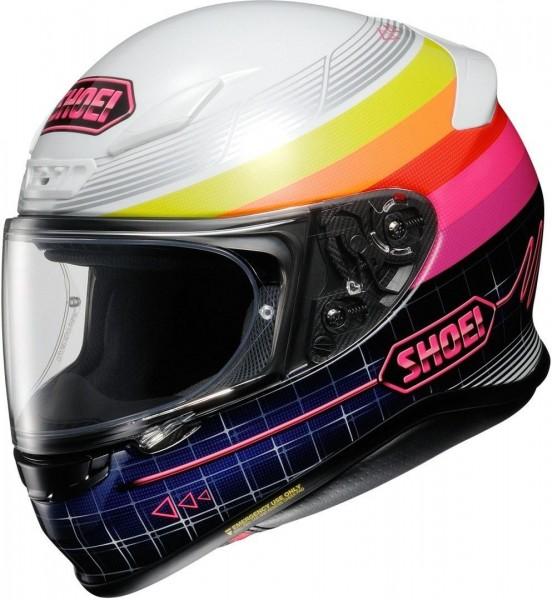 Shoei - NXR Zork Integralhelm Mehrfarbig
