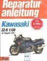 Reparaturanleitung Kawasaki ZZ-R 1100 ab Baujahr 1991